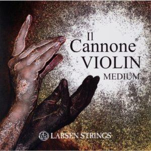 Larsen Il Cannone Violin String Set