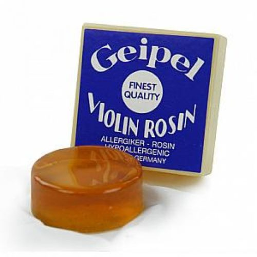 Geipel Hypoallergenic Rosin for Violin or Viola