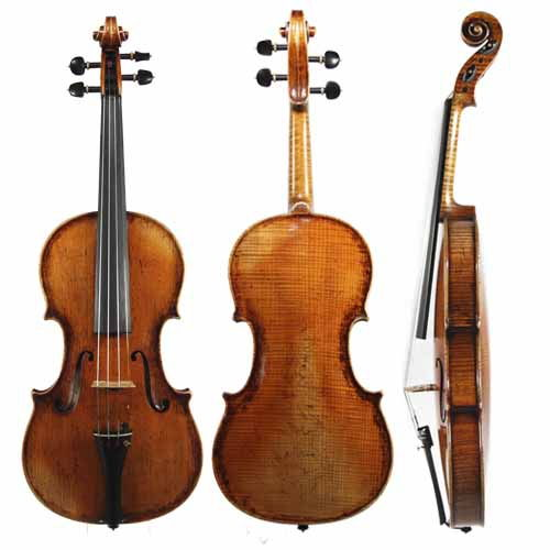 Laubach LIM-888 Violin Antique