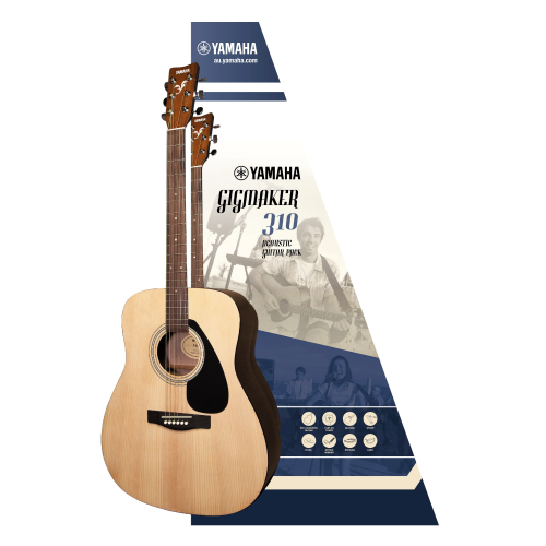 Yamaha Gigmaker 310 Acoustic Guitar Pack