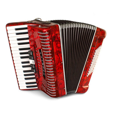 Hohner A1622S Hohnica 72 Bass Accordion