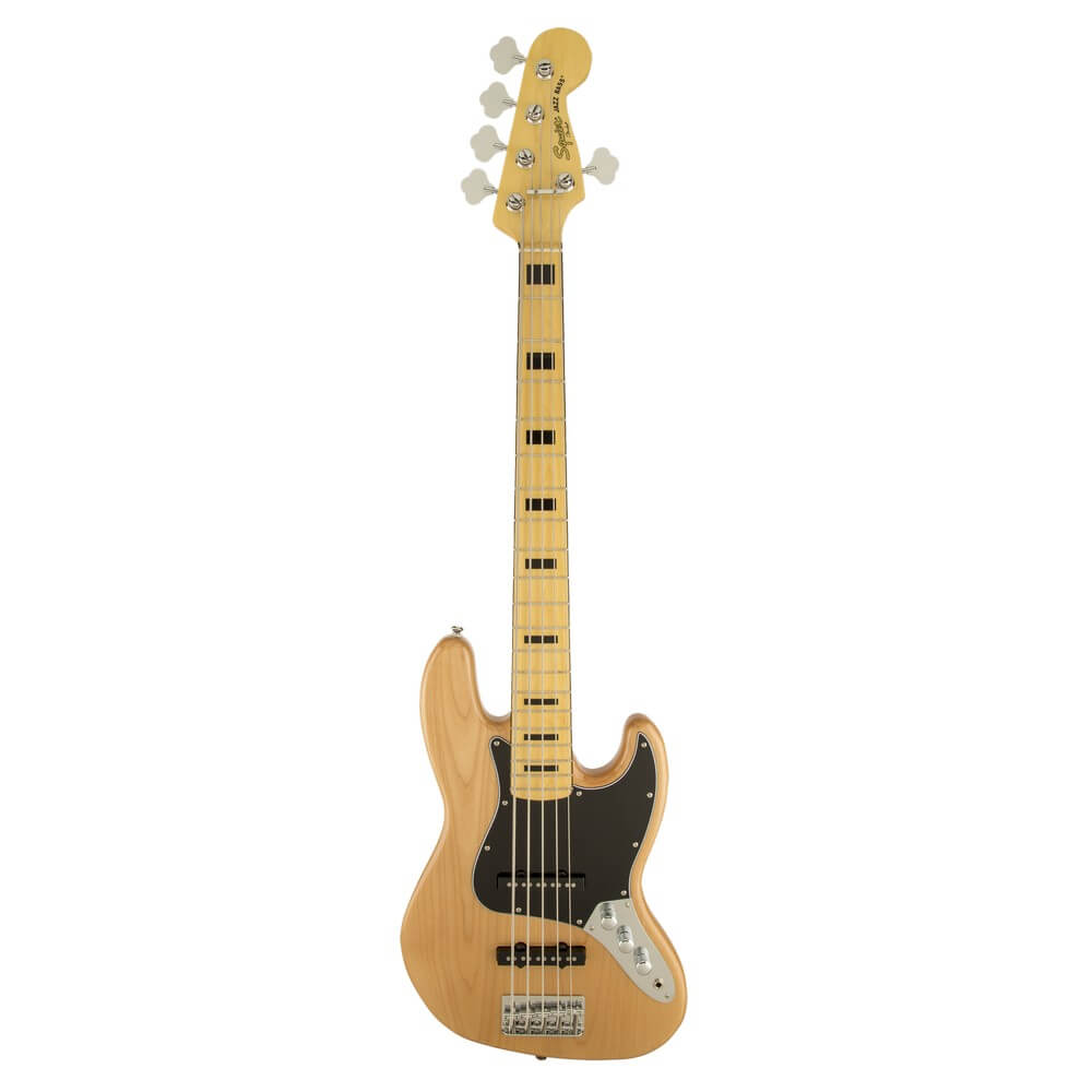 Squier Classic Vibe 70s Jazz Bass Maple Fingerboard Natural Vivace Music Store Brisbane Queensland S Largest Music Store