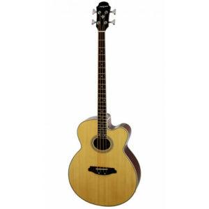 Aria Acoustic Bass Guitar ARFEB30MNAT